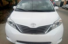 Toyota Sienna 2012 price in Nigeria & maintenance tips