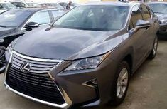 Very Clean Foreign used Lexus RX 2016