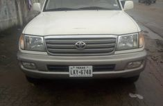Foreign Used 2005 Toyota Landcruiser