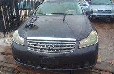 Neat Nigerian used Infiniti M35X 2006