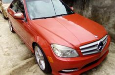 Neat Foreign used Mercedes Benz C350 2009
