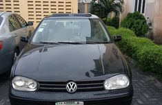 Super Clean Nigerian used 2004 Golf 4