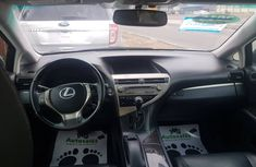 Grey Foreign Used Lexus RX 350 2015 Model for Sale