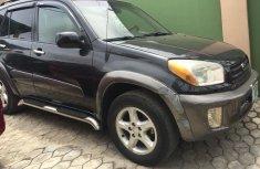 Black Nigeria Used 2004 Toyota RAV4 for Sale in Lagos