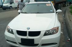 White Foreign Used BMW 325I 2006 Model for Sale