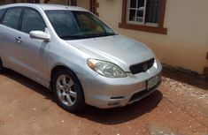 Well Maintained Nigerian used Toyota matrix XRS 2003