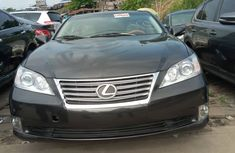 Grey Foreign Used 2011 Model Lexus ES 350 for Sale