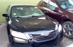 Black Foreign Used Toyota Camry 2009 Model for Sale