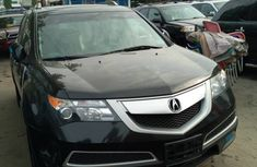 Black Tokunbo Acura MDX 2013 Model for Sale in Lagos
