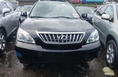 Grey Foreign Used Lexus RX 350 2008 Model for Sale