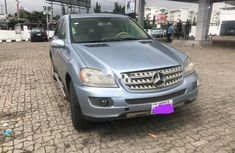 Very Clean Nigerian used Mercedes-Benz ML350 2007