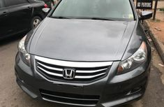 Neat Foreign used Honda Accord 2012