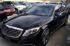 Very Clean Foreign used 2015 Mercedes-Benz S550
