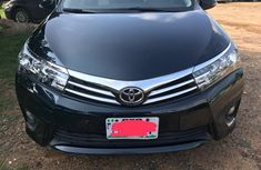 Very Clean Nigerian used Toyota Corolla 2015