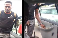Video of Uber driver flogging female passenger out of his car goes viral