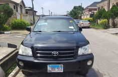 Very Clean Foreign used Toyota Highlander 2001