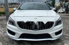 Tokunbo Mercedes-Benz CLA-Class 2014 Model White