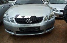 Neat Nigerian used Lexus GS 2007