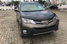 Very Clean Foreign used Toyota RAV4 2014