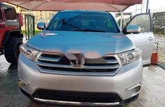 Foreign Used Toyota Highlander 2013 Model