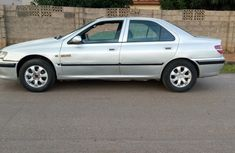 Silver Nigeria Used Peugeot 406 2000 Model for Sale