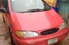 Nigerian Used Ford Galaxy 2002 Model 2.3 Engine for Sale