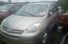 Foreign Used 2005 Toyota Sienna XLE Limited for Sale
