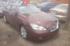 Foreign Used Lexus 2008 ES 350 Full Option for Sale in lagos