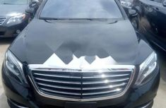 Tokunbo Mercedes-Benz S550 2015 Model Black