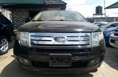 Foreign Used Ford Edge 2007