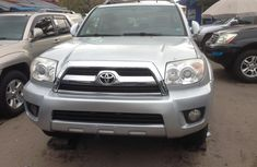 Super Clean Foreign used Toyota 4Runner 2008 Model