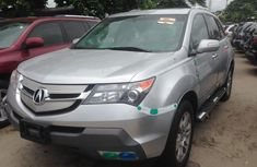 Super clean Acura MDX 2008 model Negotiable