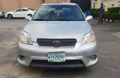 Extra Clean Nigerian used 2005 Toyota Matrix