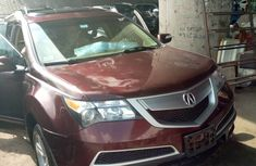 Tokunbo Acura MDX 2012 Model for Sale in Lagos