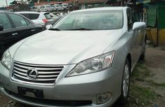 Silver Foreign Used 2011 Model Lexus ES 350 for Sale