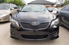 Spotless Black Tokunbo Toyota Camry 2008 Model for Sale