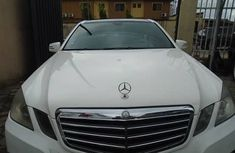 Mercedes Benz 2010 E350 4matic Nigerian Used for Sale