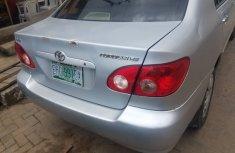 Nigerian used 2005 Toyota Corolla