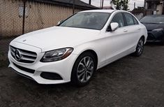 Very Clean Foreign used 2016 Mercedes-Benz C300