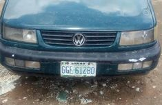 Nigerian Used 2002 Volkswagen Passat Manual