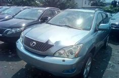Foreign Used Lexus RX 2006 Model Blue