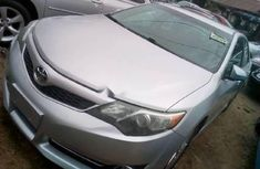 Foreign Used Toyota Camry 2014 Model Red