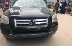 Foreign Used Honda Pilot 2007 Model Black