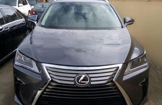 Foreign Used Lexus RX 2017 Model
