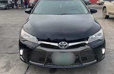 Nigeria Used Toyota Camry 2015 Model Black