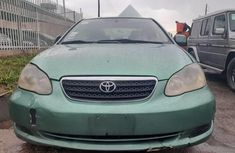 Super Clean Nigerian used 2005 Toyota Corolla