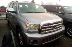 Foreign Used 2012 Toyota Sequoia for sale in Lagos