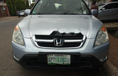 Foreign Used 2002 Honda CR-V Automatic