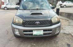 Nigerian Used 2003 Toyota RAV4 Petrol