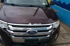 Super Clean Foreign used Ford Edge 2011